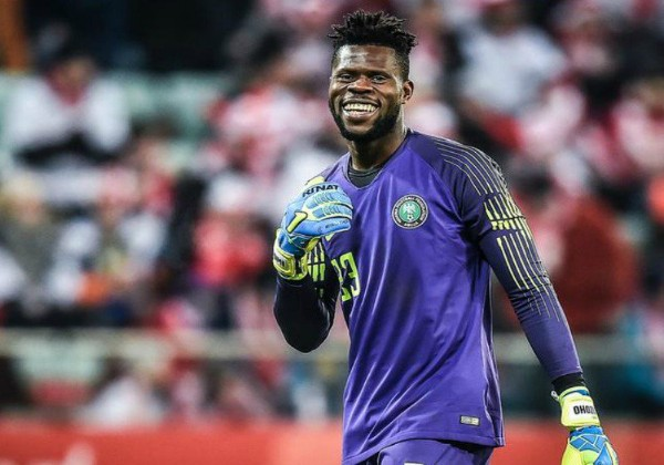Uzoho Thanks Iceland For Ikeme Support