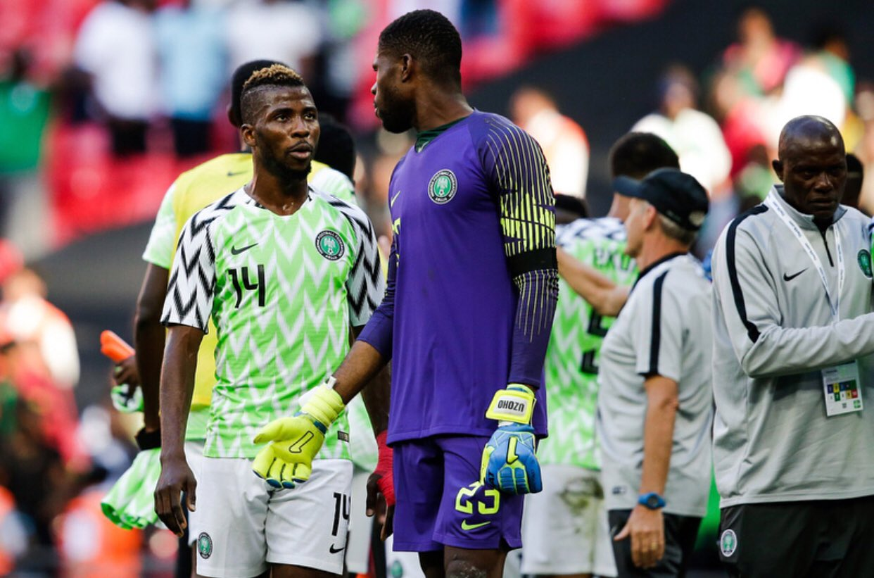 LaLiga Backs Uzoho, Etebo To Shine For Nigeria At 2018 World Cup