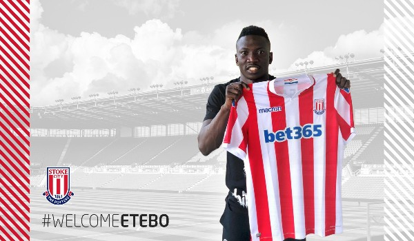 World Cup-Bound Etebo Joins Stoke City In Long-Term Deal