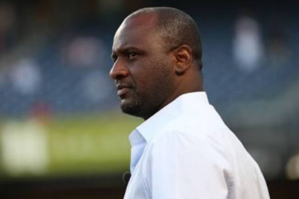 Vieira Bags First European Managerial Job With Nice