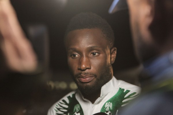 Mikel: Super Eagles Will Prove Critics Wrong In Russia