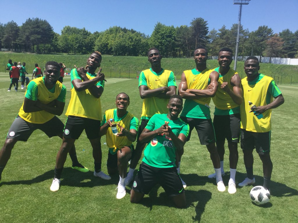 Adepoju: Beating Croatia Will Be Tough, But Nigeria Can Do It