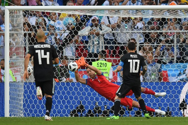 Argentina Coach Sampaoli Frustrated With Draw Versus Iceland