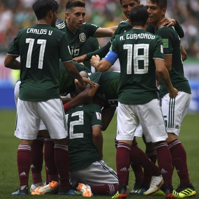 Russia 2018: Slick Mexico Stun Sluggish Champions Germany