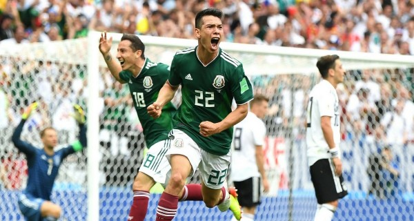 Mexico Coach Osorio: How We Planned Victory Against Gemany