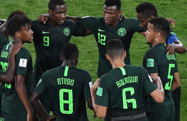Rohr: I Respect Iceland; Super Eagles Must Win As A Team