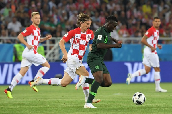 Etebo Tops Take-Ons Chart, Completes More Dribbles Than Messi, Ronaldo, Neymar