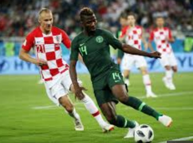 Iheanacho: Croatia Loss Is In The Past, Attention Now On Iceland