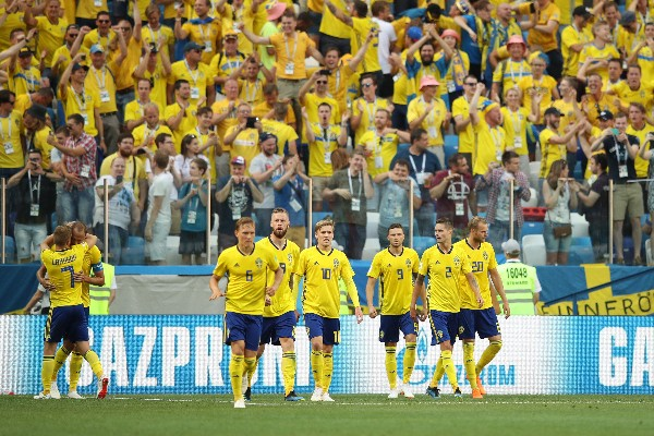 Russia 2018: Sweden Outscore South Korea In Group F Clash