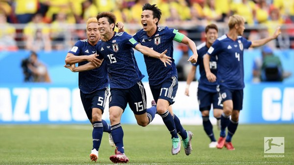 Japan's Osako Named MOTM In Win Over Colombia