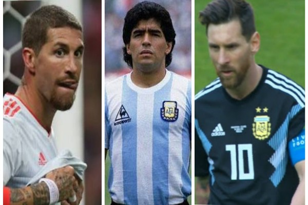 Ramos: Messi Far Better Than Maradona, Spain Deserved Win Over Iran