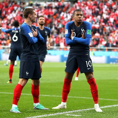 Russia 2018: Mbappe Makes History As France Advance, Peru Crash Out