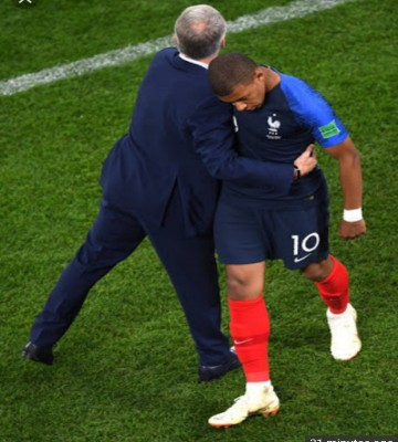 "Deschamps Happy With ""Solid"" France Showing Vs Peru"