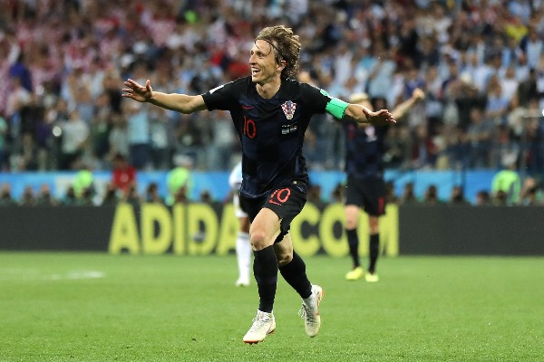 Modric Claims Second MOTM Award After Argentina Win