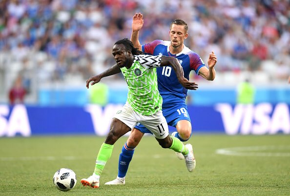 Rohr: It Was Tough Convincing Mikel, Moses To Change Roles; It's Final Vs Argentina