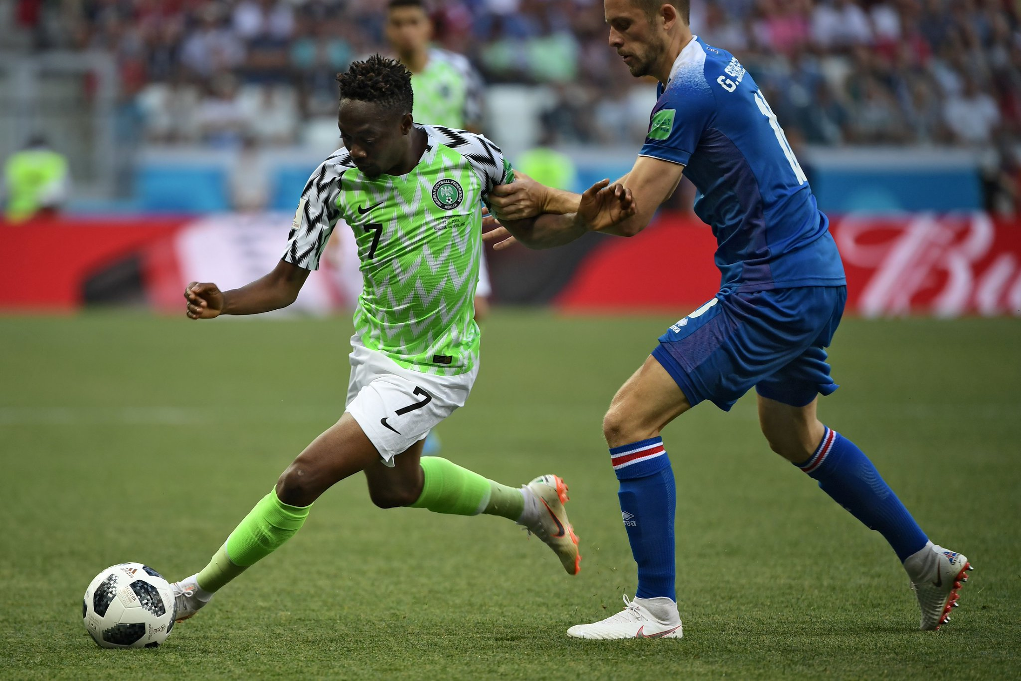 Siasia: Musa's Pace, Energy Made Difference For Super Eagles
