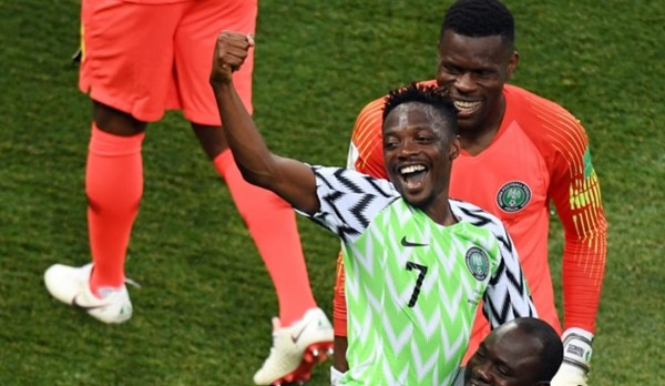 Musa: Super Eagles Won't Lose To Argentina; We Want To Win