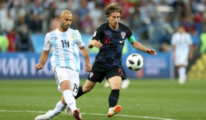 Mascherano: Messi Determined To Lead Argentina To Victory Against Nigeria