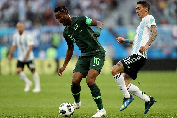 Tearful Mikel: Super Eagles Gave Our Best Vs Argentina