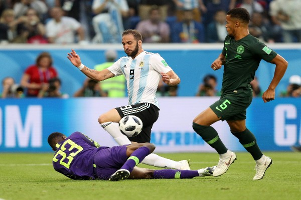 Gallant Super Eagles Bow Out After Defeat To Argentina