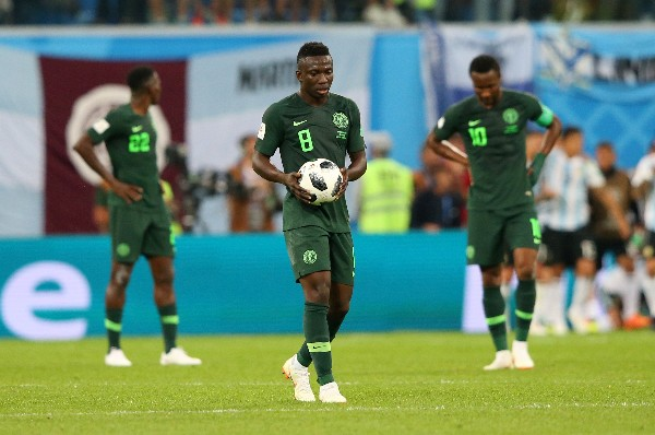Three Super Eagles Stars Named In Russia 2018 Eliminated Best XI