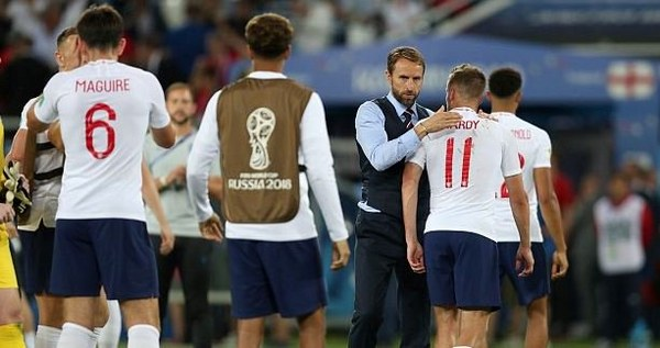 Southgate: England Wanted To Beat Belgium But We Had To Rest Players
