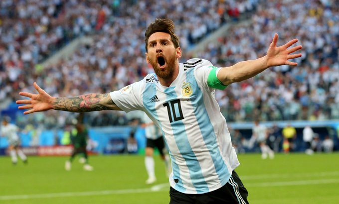 Ferdinand: Fans Would Only Remember Messi For Goal Vs Nigeria At 2018 World Cup