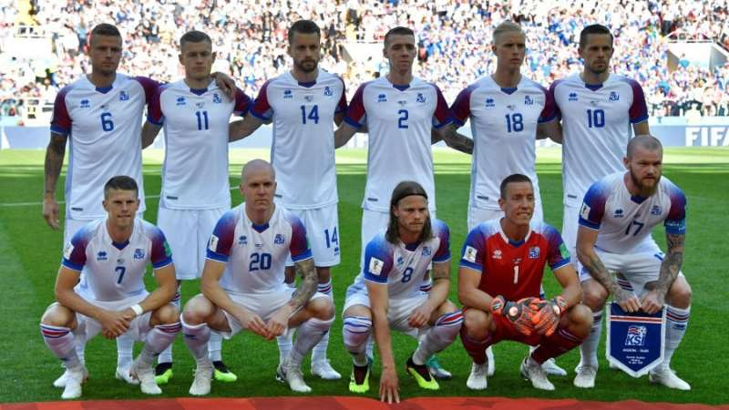 WINE MERCHANT, FACTORY WORKER: Iceland's Part-Timers Super Eagles Will Face In Key Clash