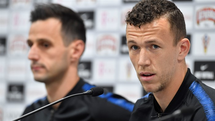 Perisic: Croatia Respect Nigeria But We Need Victory In Our First Game