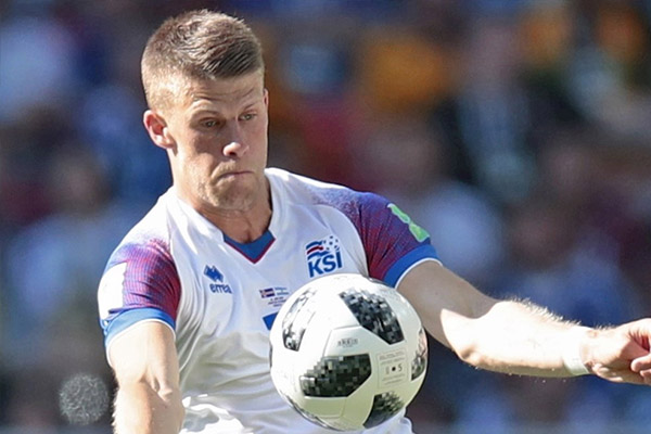 Burnley Confirm Iceland Star's Injury Ahead Of Super Eagles Clash