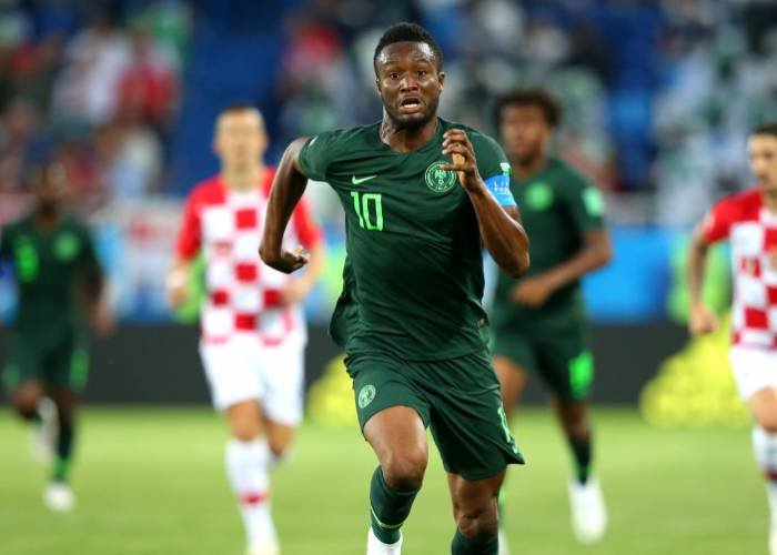 Mikel Grateful To Nigerian Police For Father's Rescue From Abductors