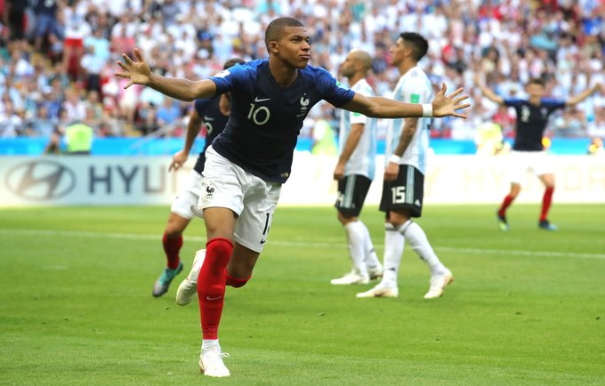 Mbappe Stars, Messi Fumbles As France Subdue Argentina In Thriler