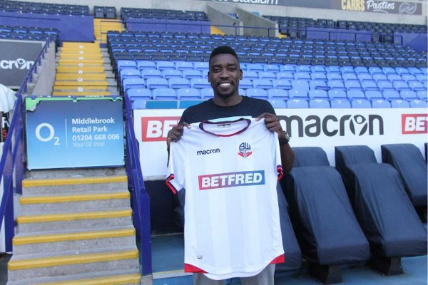Sammy Ameobi Signs New Deal With Bolton