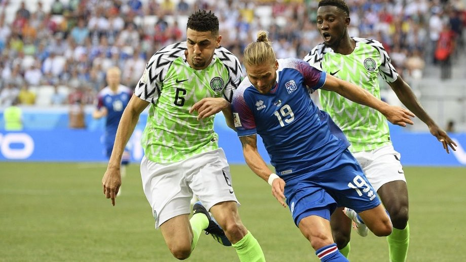 Balogun Shifts Attention To Argentina Clash After Iceland Win