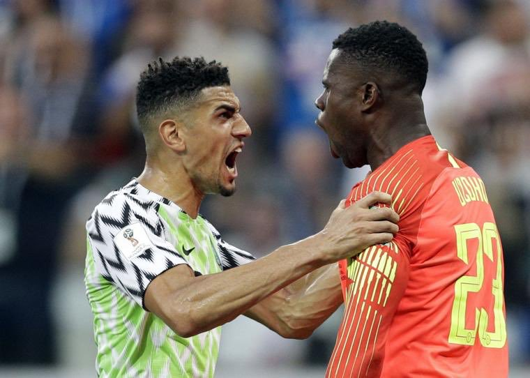 Uzoho: Super Eagles Fired Up For Argentina Clash, I Don't Fear Messi
