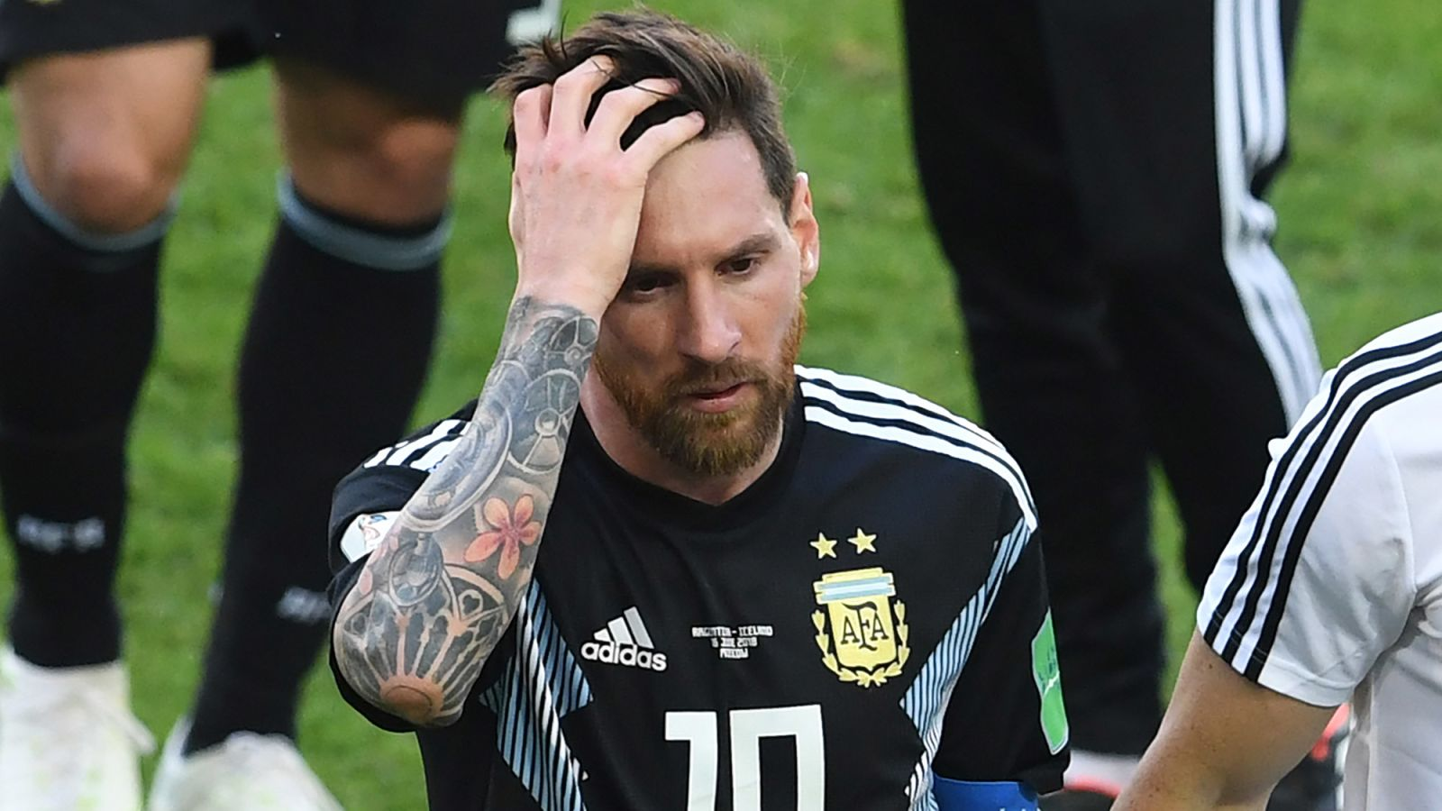 Maradona Blasts: Messi Is A Kid, Can't Solve Argentina's Problems