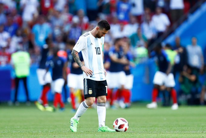 "Argentina Legend Ardiles Disappointed Messi Offered No More Than ""Special Goal"" Vs Nigeria"