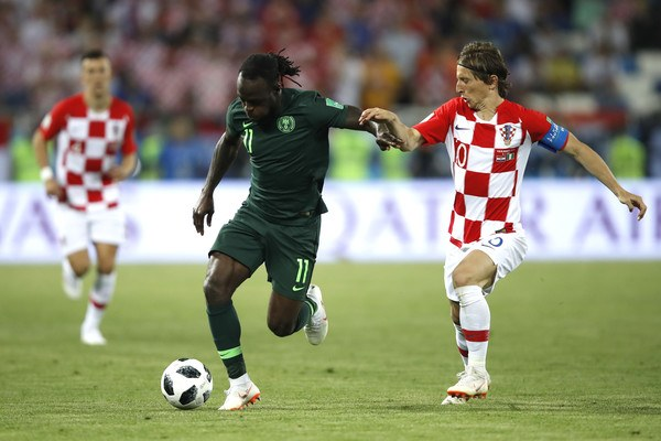 Moses: Super Eagles Will Fight To Bounce Back