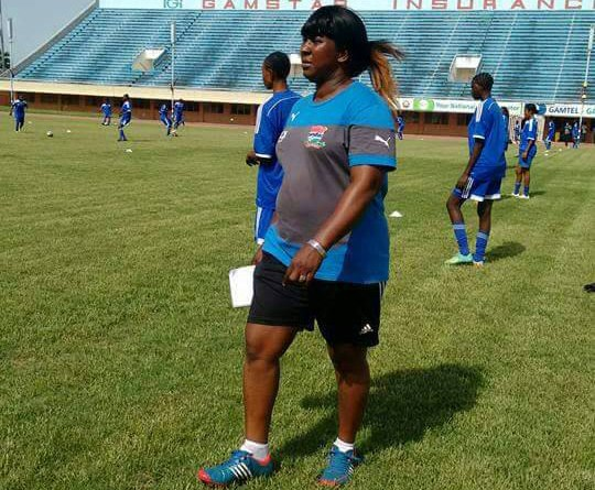 Gambia Coach Sowe Confident Of Upset Over Super Falcons