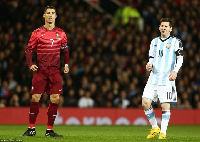 TOP TEN: Messi, Ronaldo, Other Stars To Watch In Russia