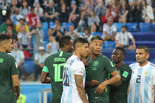 Lawal: Ref Right Not To Give Super Eagles Second Penalty, African Teams Must Keep Concentration