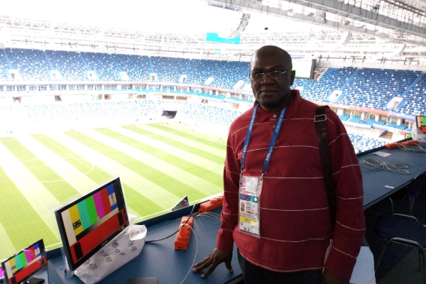 FIFA TV Crew: We're Set To Give The World Classy Live Feeds Of Croatia Vs Nigeria