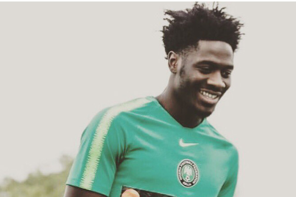 Dropped Aina Charges Super Eagles: Make Nigeria Proud In Russia
