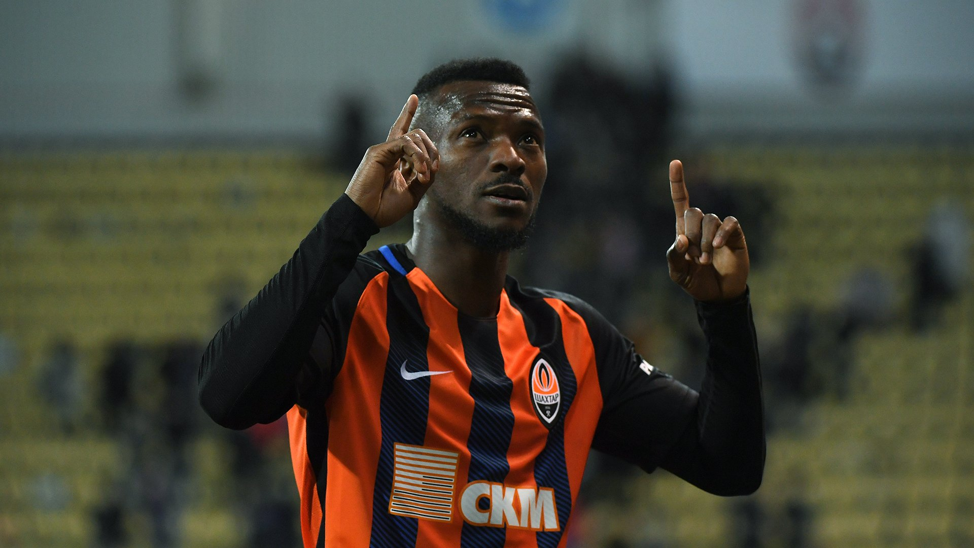 UCL: Kayode Named In Shakhtar Donetsk Squad For Hoffenheim Clash