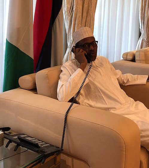 Croatia Vs Nigeria: President Buhari Speaks With Super Eagles, Assures Team Of Support