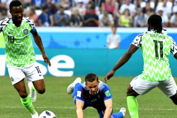 ANALYSIS: How Rohr's Tactical Tweak Melted Iceland, Eagles Must Start Strong Vs Argentina