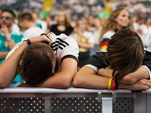 Germans Cry, Want Low Sacked, Team Disbanded After Shock World Cup Exit
