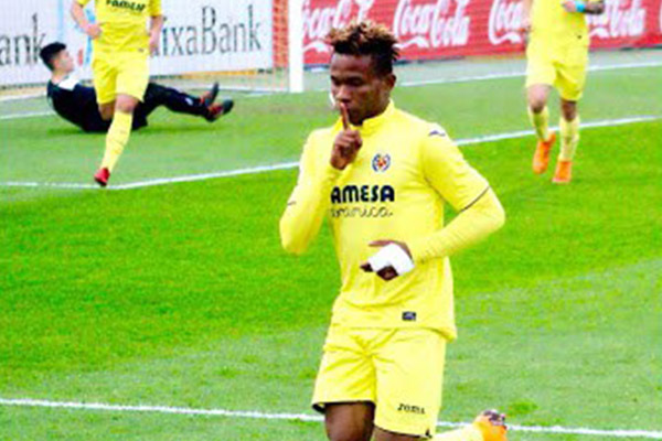 Chukwueze Vows To Be Available For Flying Eagles' AYC Campaign