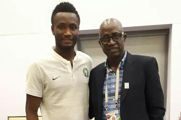 Odegbami: Nigerians Must Be United Like Super Eagles; Pinnick Deserves Support