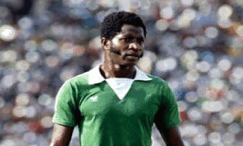 Odegbami: Sport Can Change The Black Person's World!